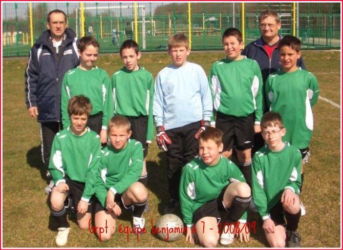 Grpt équipe B7