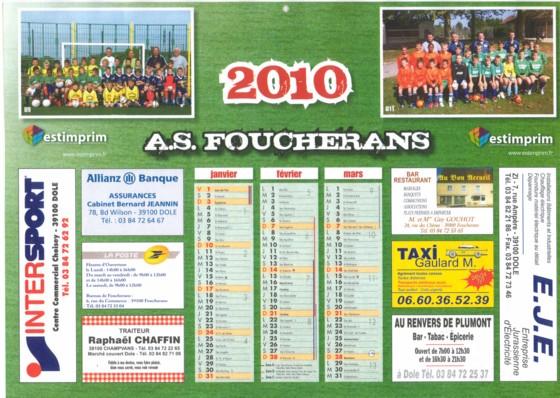 calendrier 2010 (janvier)