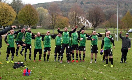 Victoire és C en Coupe le 24-11-19
