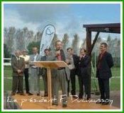 inauguration mini photo Ligue FC