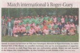 Match international (mini)