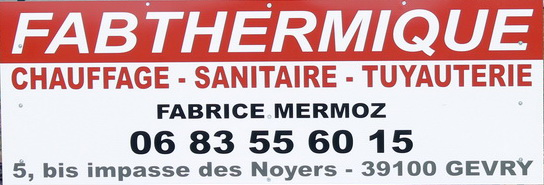 Partenaire - Fabthermique