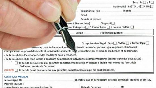 Signature licence