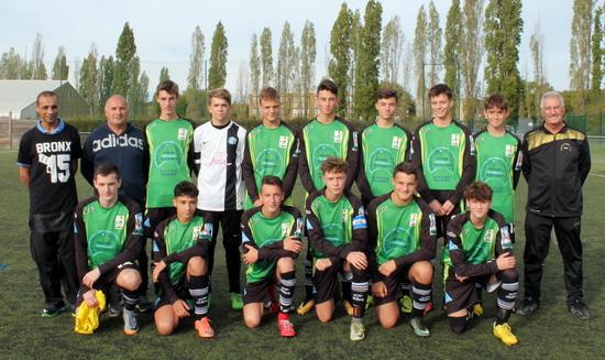 U18 saison 2017-18